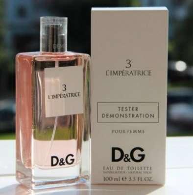 Тестер Dolce Gabbana 3 LImperatrice 100