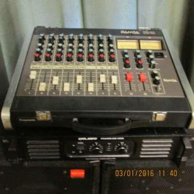 Продам комплект звуковой аппаратуры 400/ в Кемерове Фото 1