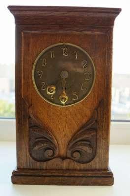 Часы настольные «Фридрих Винтеръ», Россия, конец XIX века. в Санкт-Петербурге Фото 1