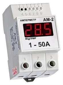 Амперметр Ам-2 однофазный Digitop