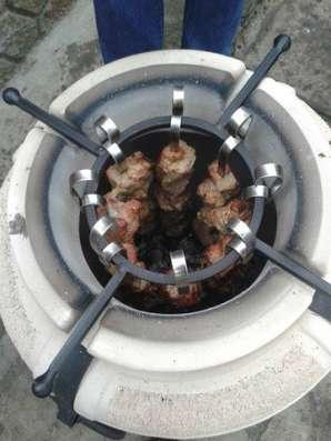 спираль для муфильной печи
