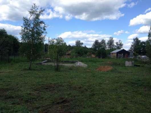 Продается земельный участок 11 соток в д. Клемятино, 114 км от МКАД по Минскому шоссе