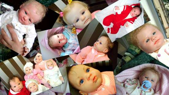 Куклы реборн (куклы дети) в Москве Фото 4