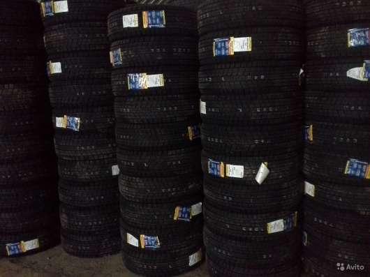 Новые липучки Dunlop 245/65 R17 Winter Maxx SJ8