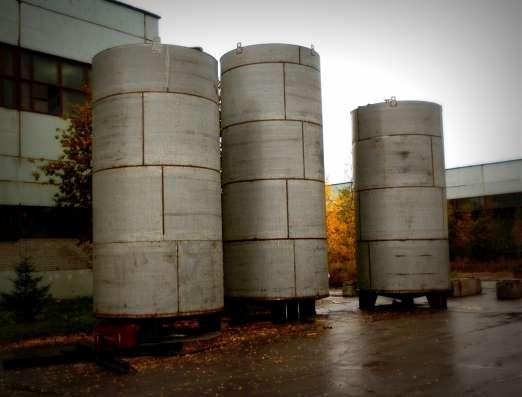 Резервуар из нержавеющей стали