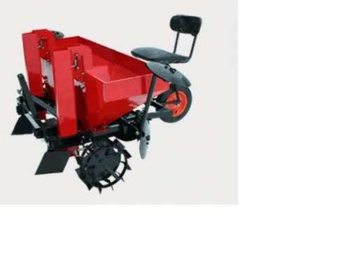 Картофелекопатель однорядный КК-1-540 транспортерного типа