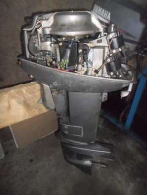 лодочный мотор YAMAHA 25 , 6L2, из Японии.