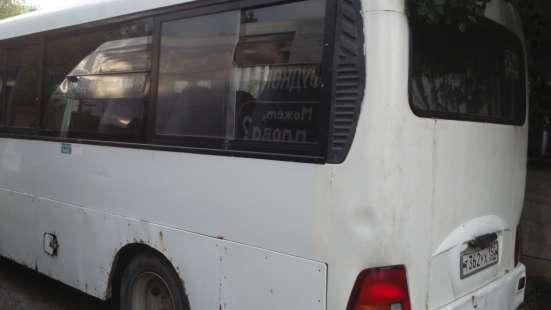 Продам автобусы Хундай Каунти 3 шт