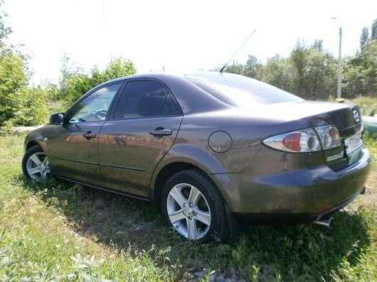 Продажа авто, Mazda, 6, Механика с пробегом 135000 км, в Волжский Фото 2