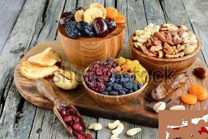 Орехи в ассортименте. Наборы из орехов и сухофруков