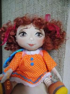 Интерьерные куклы Фея Доброго утра