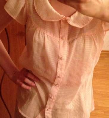 Блузка шифон на лето