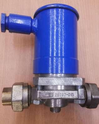 Клапан мембранный с электромагнитным приводом ПЗ-26237-015