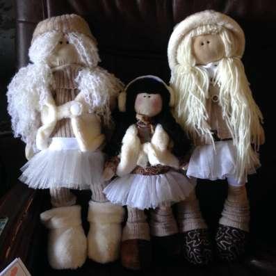 Интерьерная кукла ручной работы-оригинальный подарок в Новосибирске Фото 2