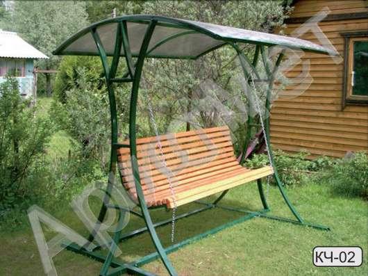Садовые разборные качели
