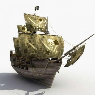 парусник из металла,длина от 2-х метров в Краснодаре Фото 1