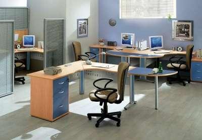 Офисная мебель. Склад готовой продукции.