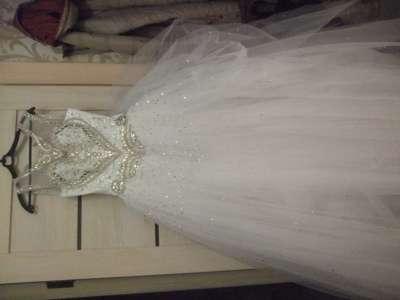свадебное платье в Щелково Фото 1