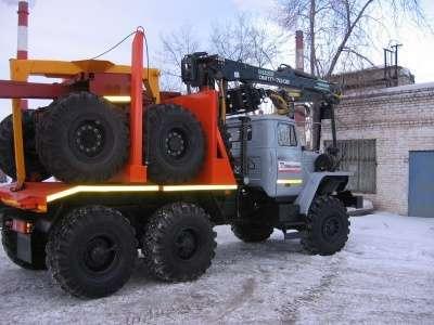 грузовой автомобиль УРАЛ 5571-1151-70