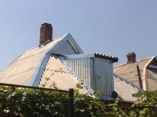 Ремонт и устройство кровли крыш в г. Кривой Рог Фото 4