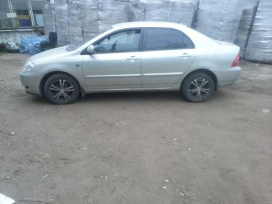 Продажа авто, Toyota, Corolla, Механика с пробегом 150 км, в Ярославле Фото 1