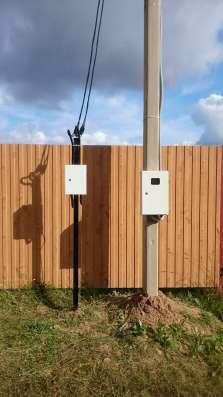 Электрик в Заокском