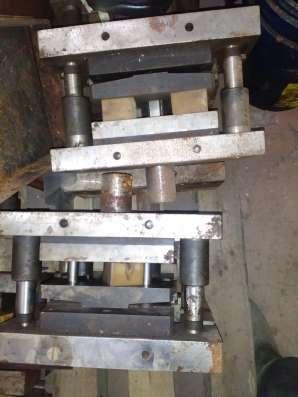 Штампы для изготовления наконечников кабельных