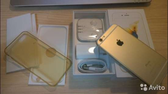 IPhone 6S 16 gb gold