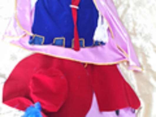 Детский новогодний костюм
