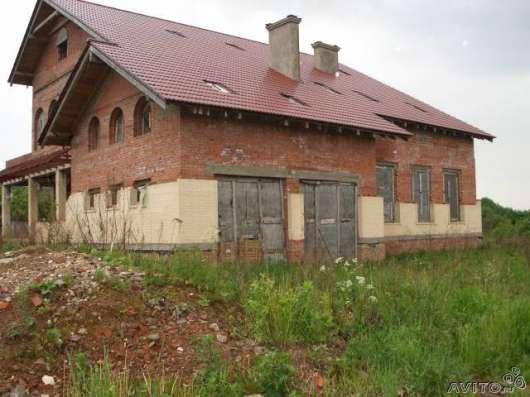 Дом 483м² на участке 67сот в д Дятлово Моск. обл. Клинский р