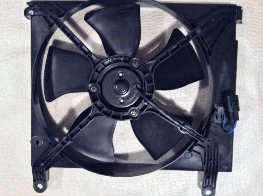 Вентилятор охлаждения радиатора 96184136 GM в Москве Фото 1