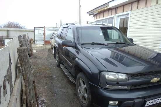 Продажа авто, Chevrolet, TrailBlazer, Автомат с пробегом 300000 км, в Воронеже Фото 3