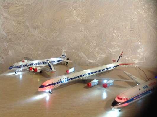 Модели самолетов DOUGLAS