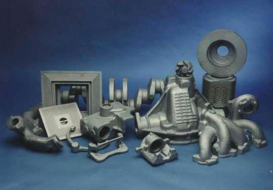 Изготовление литых, кованных, штампованных заготовок