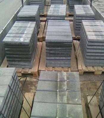 Плита тротуарная бетонная (брусчатка) в Тюмени Фото 3