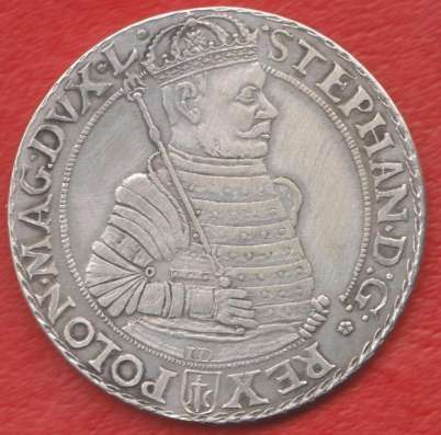 Польша талер 1583 г.