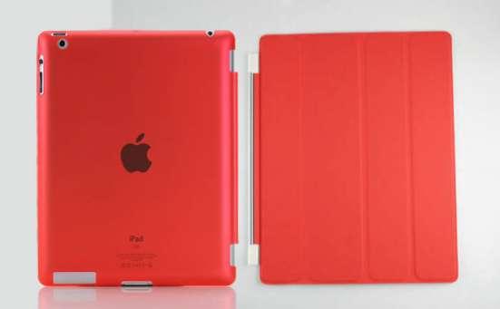 Чехол для iPad 2/3/4 Smart Cover + задняя накладка в Санкт-Петербурге Фото 1