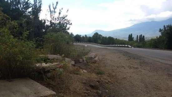 Продается участок 36 соток на подъезде в с. Лучистое Б. Алушта