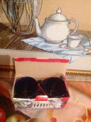 Набор подарочных кружек из Греции в Москве Фото 1