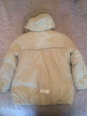 Зимняя куртка Lenne 140