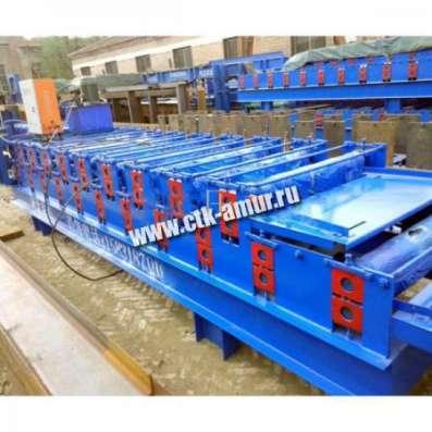 Оборудование для производства металочерепицы в Благовещенске Фото 3