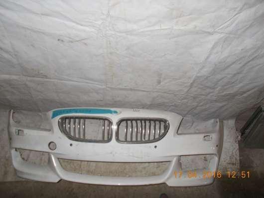 Бампер передний на BMW 6er f12 б. у