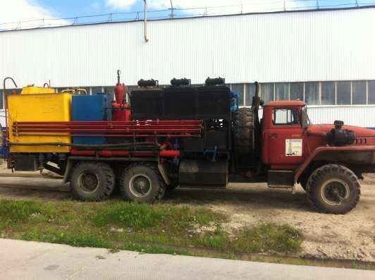 ГАЗ 3307,топливозаправщик 4.7куб, бензовоз