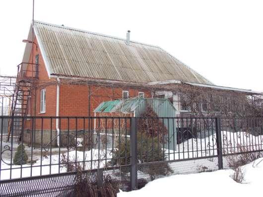 Продам замечательный дом, со всеми удобствами, на 2 входа