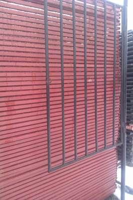 Ворота и калитки на дачу с доставкой в г. Вологда Фото 4