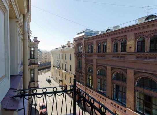 Квартира на набережной канала Грибоедова в Санкт-Петербурге Фото 2