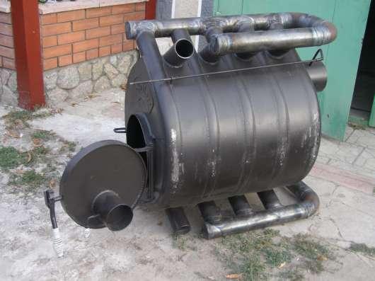 Котёл отопительный - водяной до 100кв/м