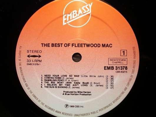 Fleetwood Mac – The Best Of