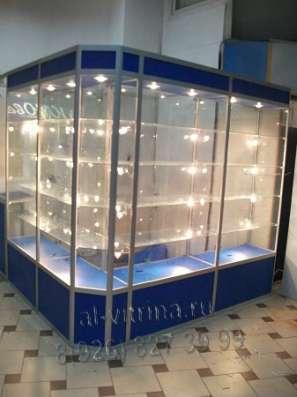 торговое оборудование Пристенный павильон в Москве Фото 6