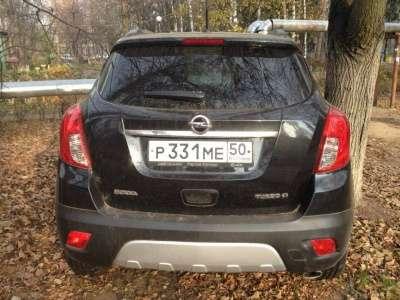 автомобиль Opel Mokka, цена 650 000 руб.,в Москве Фото 4